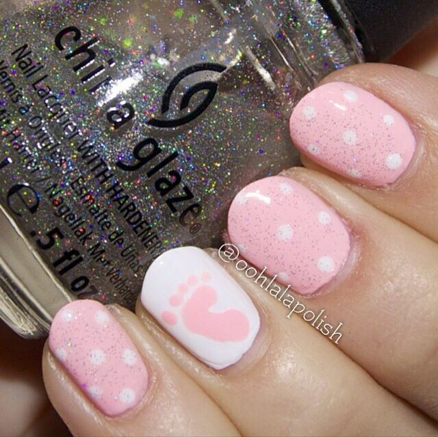 Nail Polish For Baby: 25+ Best Ideas About Baby Girl Nails On Pinterest
