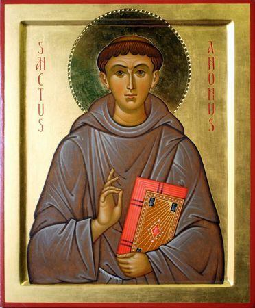 Les Treize Mardis de Saint Antoine de Padoue 1/13 - images saintes