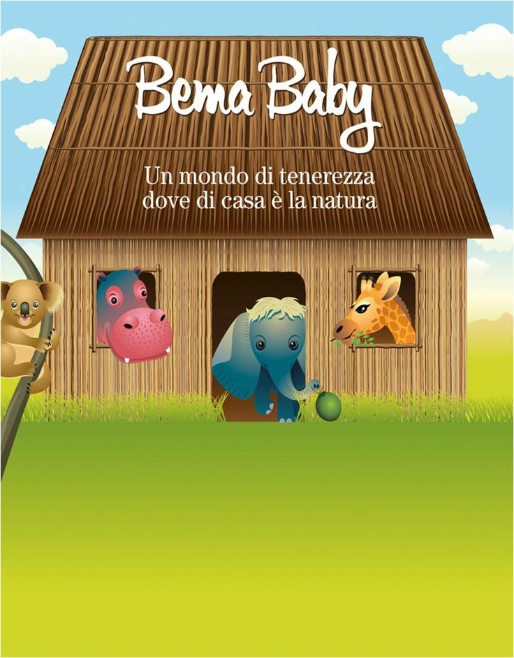 I nostri prodotti speciali per la cura del  tuo bambino Our special products for your baby care