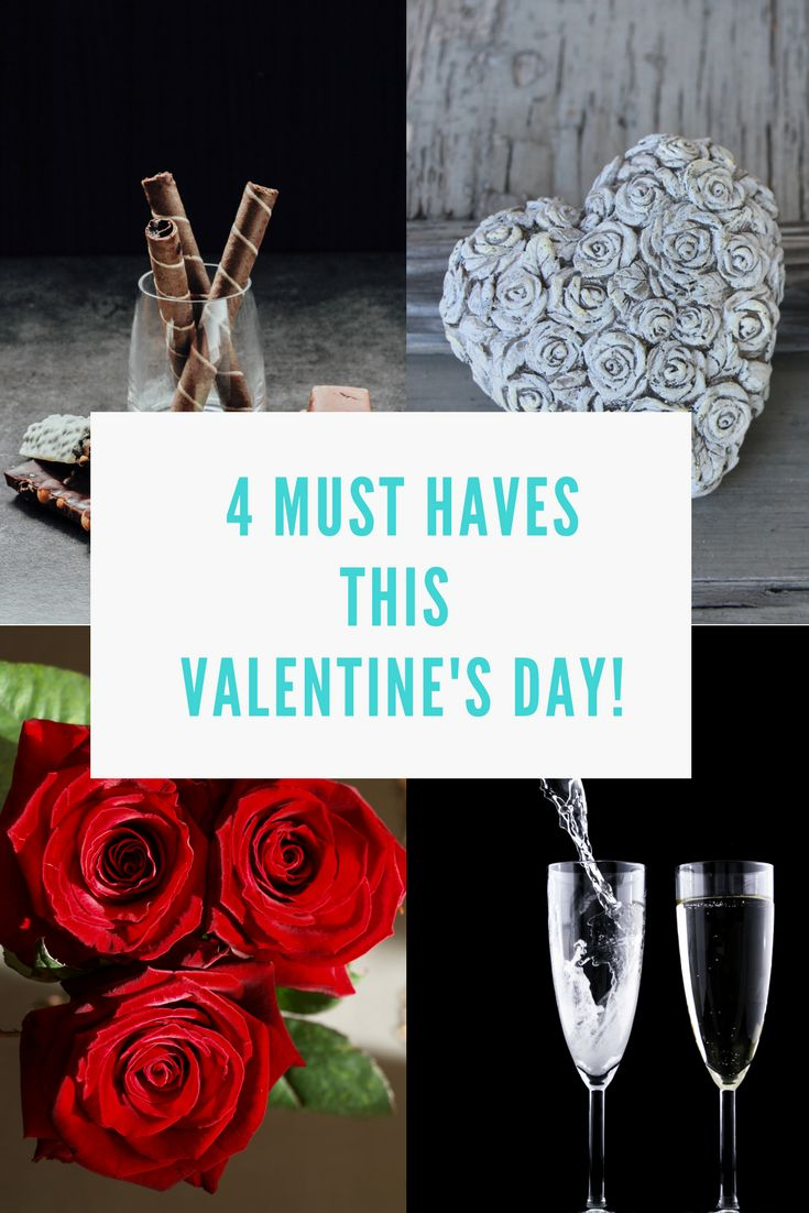 4 must haves for this Valentine's Day - The Dating Directory