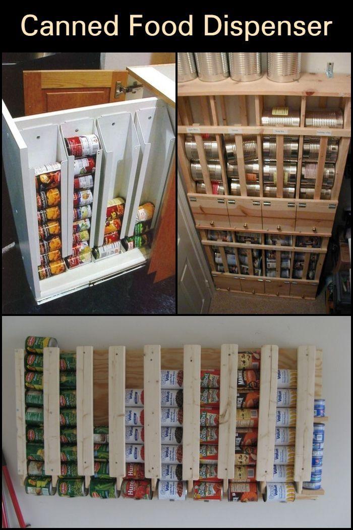 Kitchen Organization Ideas Pantry