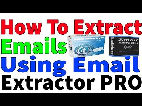 How To Extract Emails Using Email Extractor Pro For Email Marketing In Urdu/Hindi -  http://www.wahmmo.com/how-to-extract-emails-using-email-extractor-pro-for-email-marketing-in-urduhindi/ -  - WAHMMO