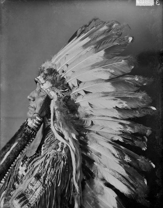Mato Takpeya (aka Charging Bear) - Yankton - 1905:
