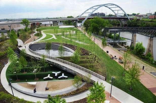 1000 images about cumberland river park nashville tn on for Landscape design nashville tn