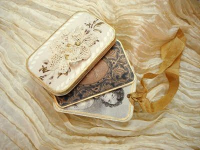 48 best prayer box images on pinterest prayer box altoids tins altered altoid tin can hold a deck of cards business cards pencil shavings reheart Images