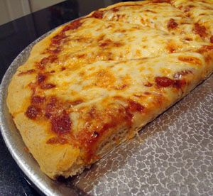 Basic Whole Wheat Pizza   my kitchen addiction
