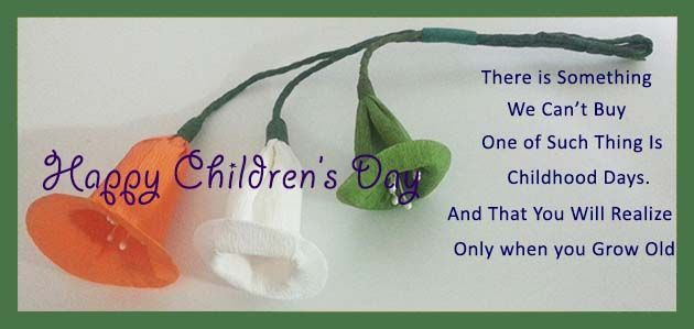 Happy Children Day Images, Quotes