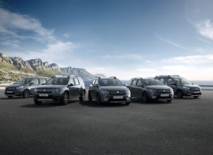 Dacia oferă întreaga sa gamă de modele într-o Ediție Limitată numită Explorer