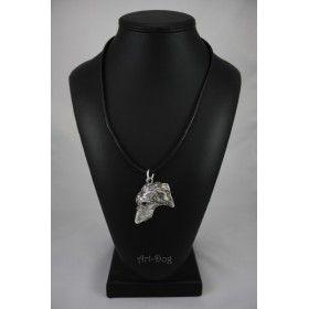 Necklace made of silver hallmark 925