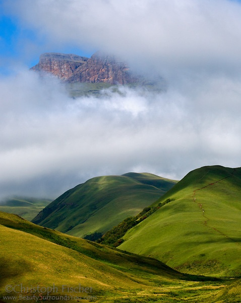 Foothills of the Drakensberg Giants Castle South Africa.tif | Beauty Surrounds You (This site has beautiful pictures)