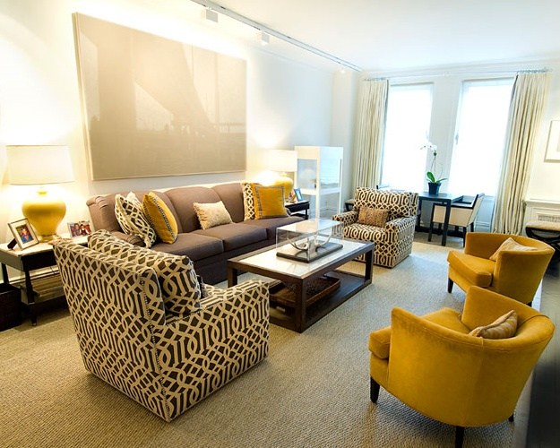 Best Interiors Mustard Images On Pinterest Yellow