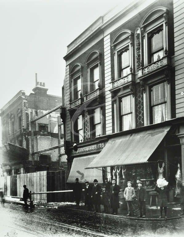 173-175 Mare Street, Hackney, 1904