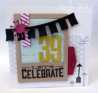 39th birthday (again) by Amy Rohl