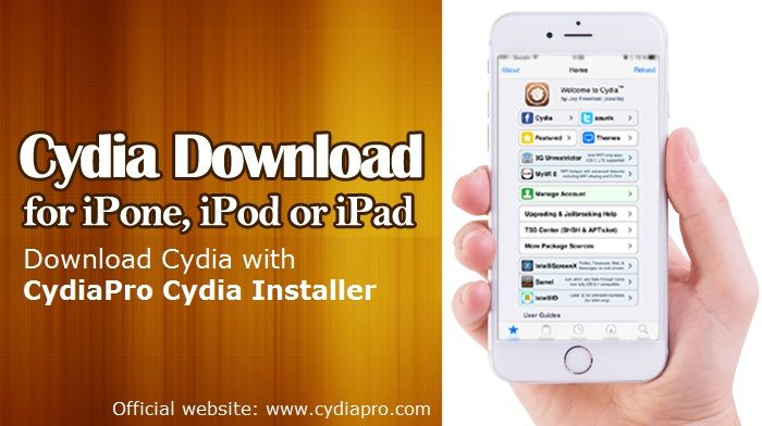 CydiaPro Cydia Installer tool allows to download Cydia for all these iOS firmware versions including Download Cydia iOS 10.2, Cydia iOS 10.1.1 and lower