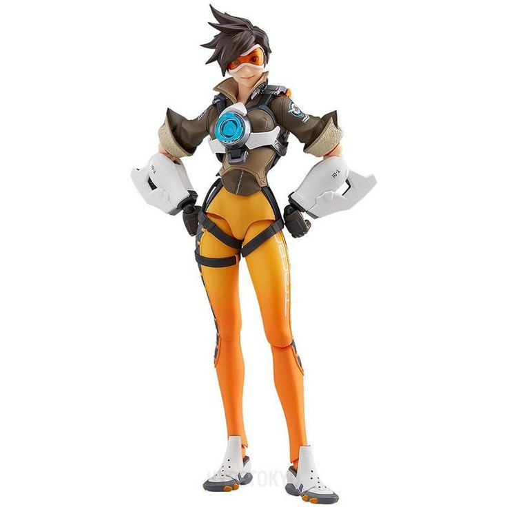 Overwatch figma Action Figure : Tracer