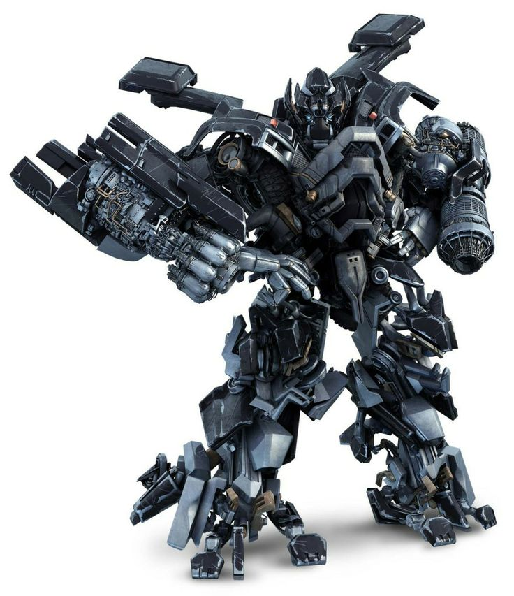 Ironhide - Transformers Movie I love Ironhide..his face reminds me of a teddy bear!!
