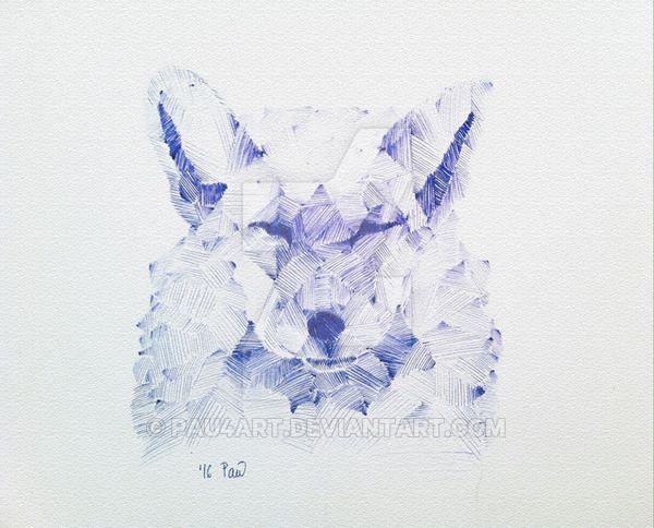 foxisbeauty by Pau4art.deviantart.com on @DeviantArt