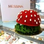 'Mini-me' - gelato by Messina. Sooo good (the grass has popping candy in it!)