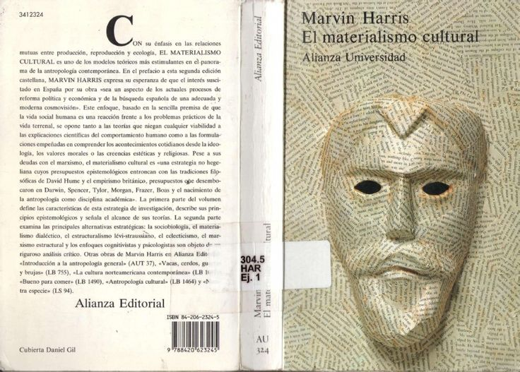 Marvin Harris_Materialismo cultural.pdf