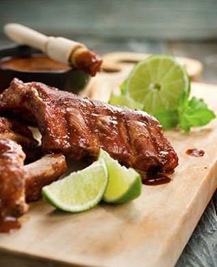 How to make the perfect sticky ribs