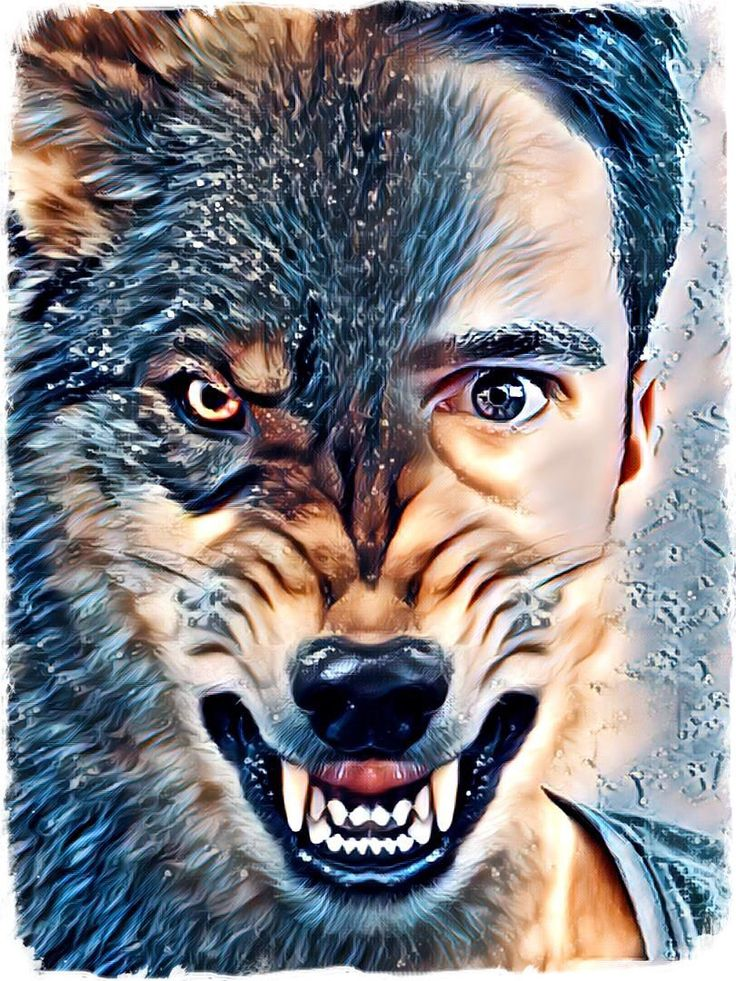 The Wolf inside of us!