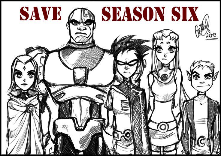 SAVE SEASON 6!!!