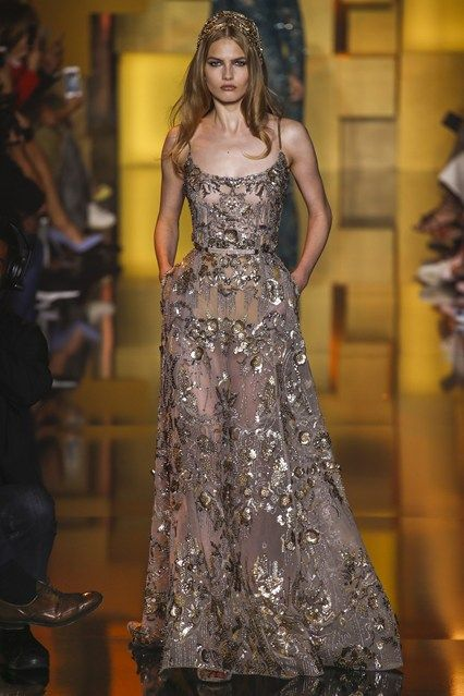 Elie Saab - Autumn/Winter 2015-16 Couture - Paris (Vogue.co.uk)