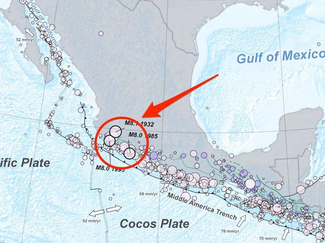 What Caused Mexico's Latest Earthquakes