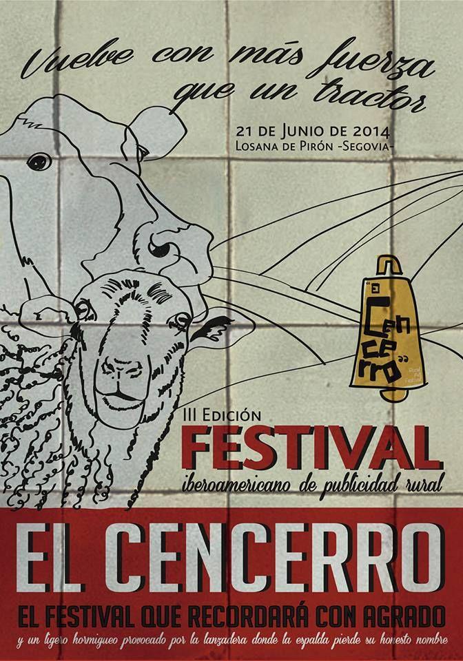 """""""Festival de publicidad El Cencerro"""" desde www.kathadigra.com"""
