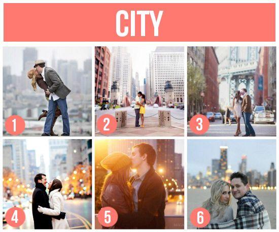 Fotoideen für die Stadt