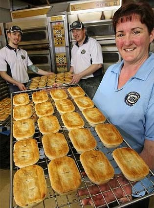 A 24/7 bakery in Tasmania??? Yes! Salamanca Bakehouse in Battery Point, Hobart. The pies are yum, too.