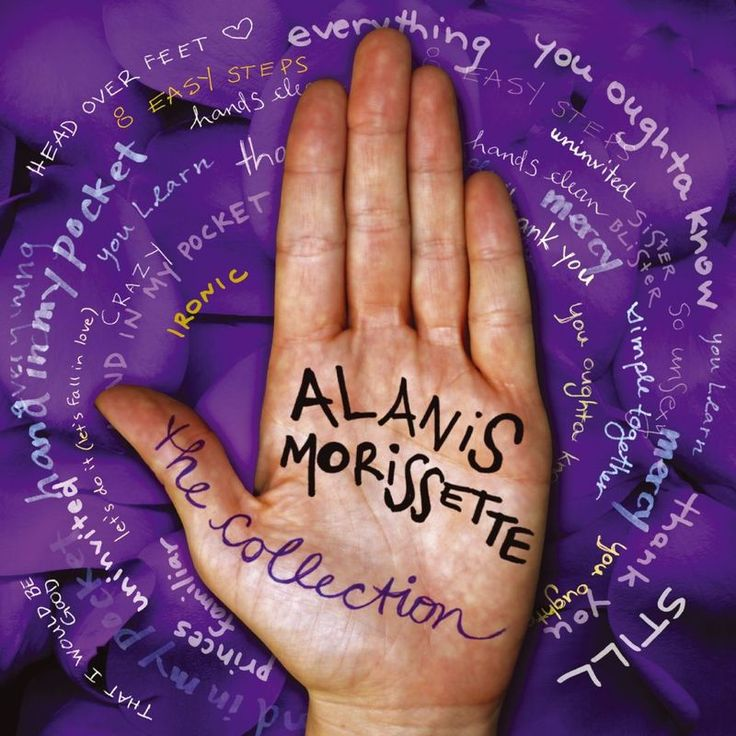 Played Ironic by Alanis Morissette #deezer #YDNW1991