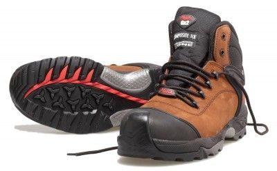 Mack Dingo Composite Toe Metal Free Safety Work Boot Rocky - return of the MACK !