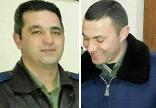 Azerbaycan'ın 3 Şehit Pilotu Ermenilerden Teslim Alındı