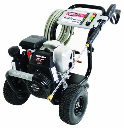{Quick and Easy Gift Ideas from the USA}  Simpson MSH3125-S MegaShot 3100 PSI 2.5 GPM Honda GCV190 Engine Gas Pressure Washer http://welikedthis.com/simpson-msh3125-s-megashot-3100-psi-2-5-gpm-honda-gcv190-engine-gas-pressure-washer #gifts #giftideas #welikedthisusa