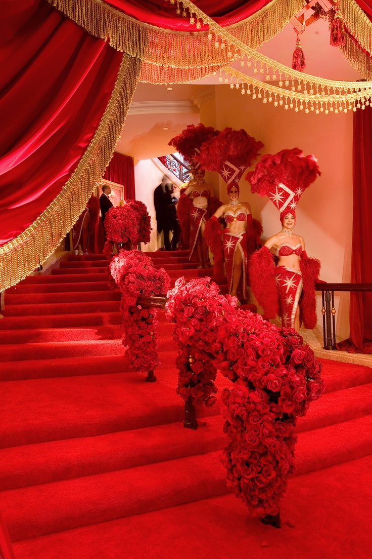 126 Best Moulin Rouge Theme Images On Pinterest