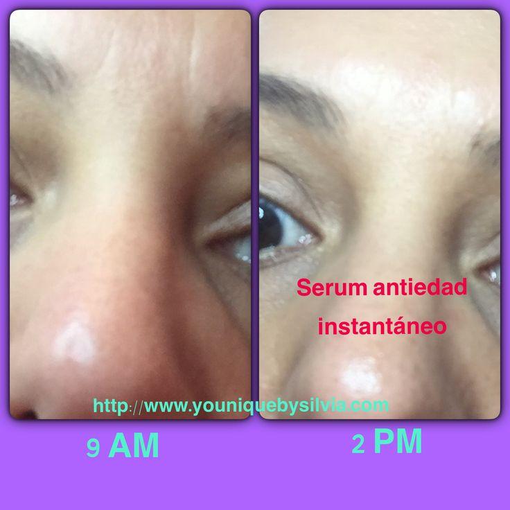 Este serum instantáneo antiedad borra tus arrugas hasta por 8 horas