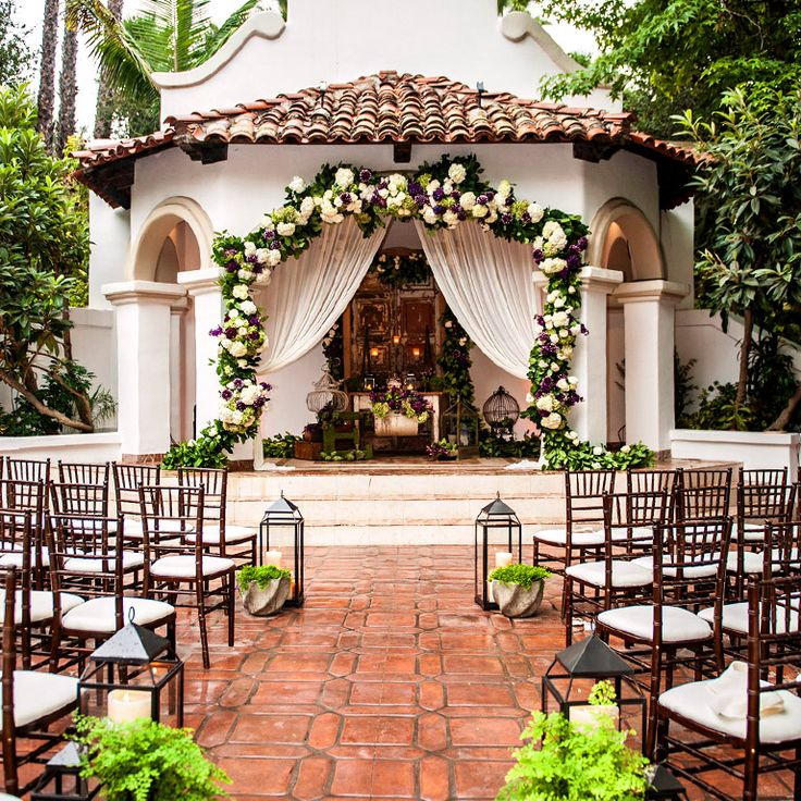 Venue - Rancho Las Lomas (by Foothill Ranch in the canyon)