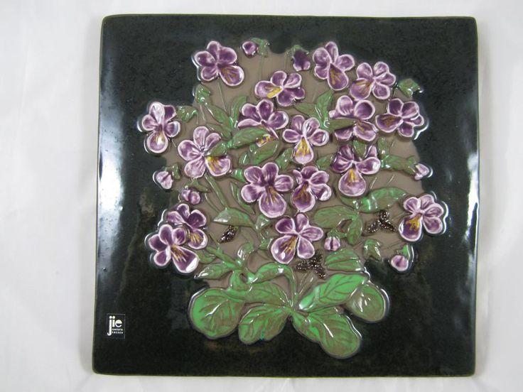 JIE keramiktavla - Aimo Nietosvuori