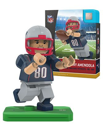 OYO Sports | New England Patriots OYO minifigures & Field Sets