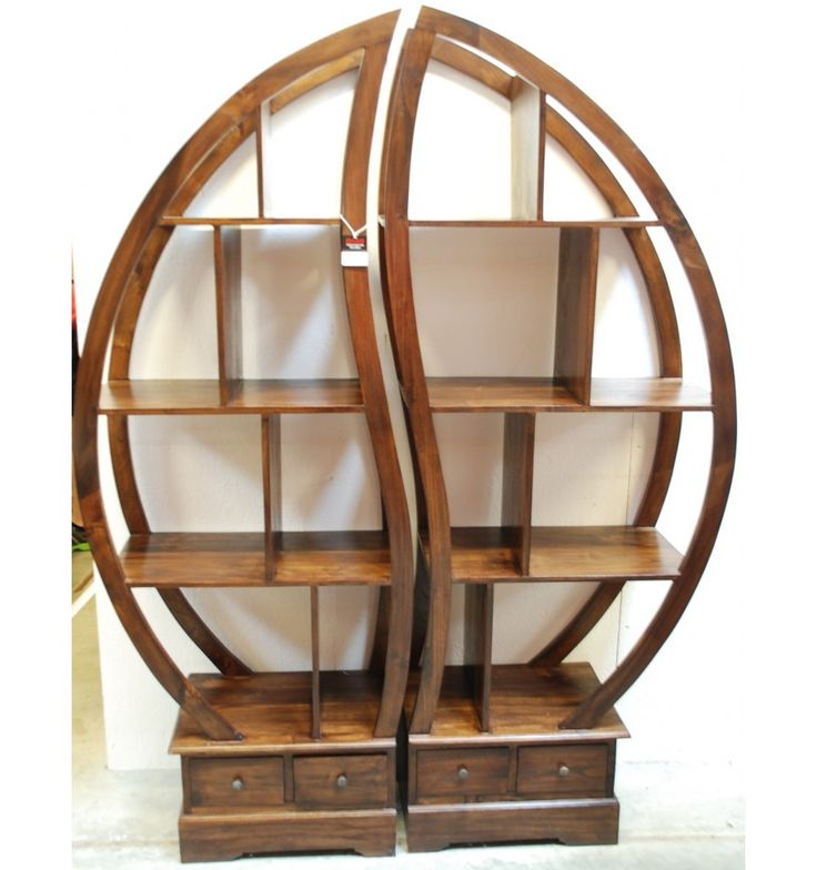 Round Bookshelf Simple Decoration On Home Gallery Design