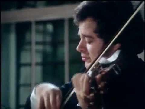 Itzhak Perlman -- bwv 1004 Bach Partita #2