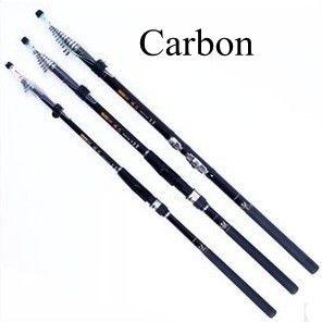 Качество телескопические рыболовля высокуглеродистая спиннинг Pesca 7.2 м 6.3 м 5.4 м 4.5 м