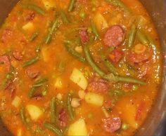 Rezept leckere Sattmacher-Suppe, kalorienarm von Meike.deutz - Rezept der Kategorie Suppen