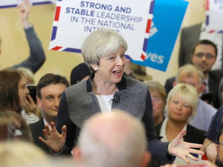 """LONDON — Theresa May wants Britain to """"lead the world in preventing tourism,"""" she said today in her first embarrassing slip up of the general election campaign.  Speaking during a campaign visit to Wales, the prime minister said she wanted """"to strike http://aspost.com/post/Theresa-May-wants-Britain-to-lead-the-world-in-preventing-tourism/24245 #finance #stockquotes #financenews #resources http://aspost.com/post/Theresa-May-wants-Britain-to-lead-the-world-in-preventing-tourism/24245"""