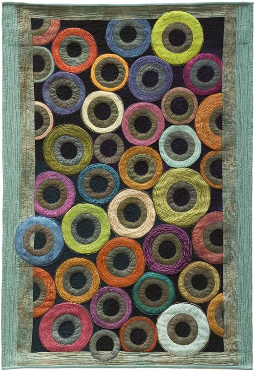 Sidnee Snell - Galleries - Circles Quilt