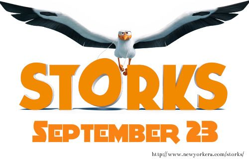 Adding To The List Of Animation Movies, ' Storks ' Is Ready To Make The Big…
