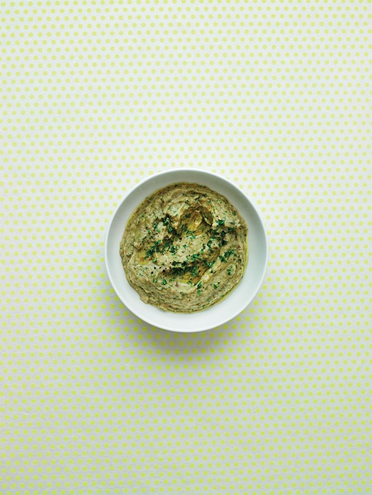 Baba ghanoush recipe from Thrive on Five by Randi Glenn   Cooked.com