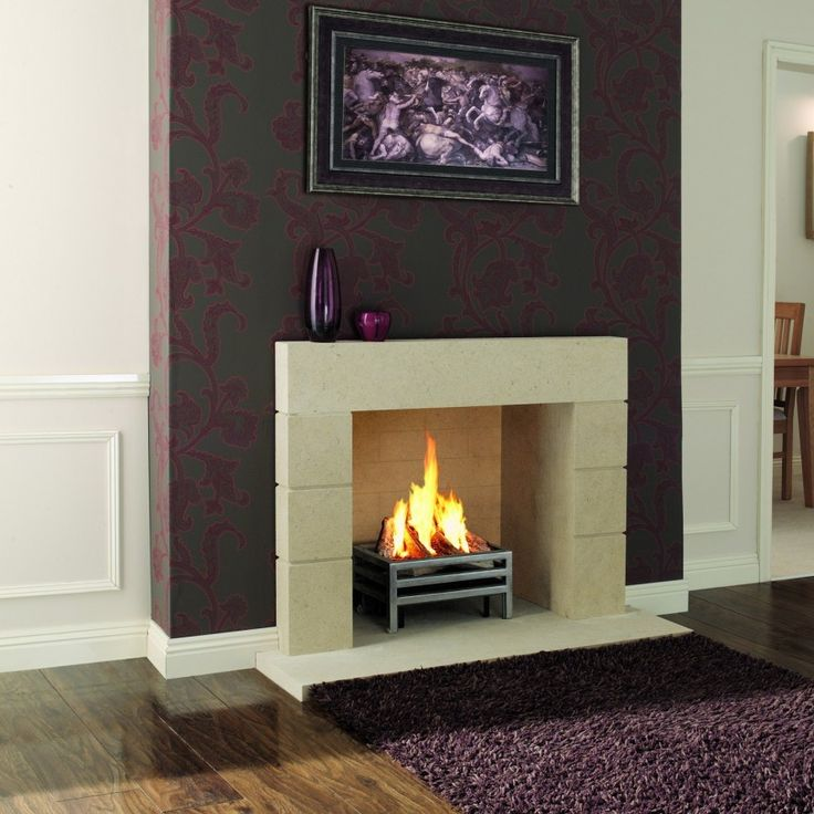 Fashionable Shabby Chic Fireplace as Your Favorite Place : Fashionable Shabby Chic Fireplace In Modern Home