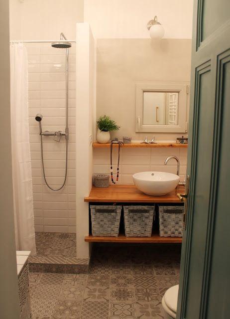 wein krisztina napi szemtorna: Majdnem kész fürdőszoba....